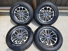 "2005-2018 FORD F150 FX4 New Takeoff OEM 18"" Wheels w/ Tires, 275/65R18, SET OF 4"