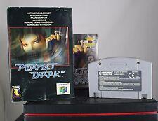 Nintendo N64 Perfect Dark (Rareware,2000) komplett, sehr gut