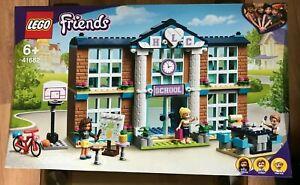 LEGO 41685 FRIENDS Heartlake City School 605 pieces Age 6Yrs +  ~Brand NEW~