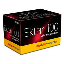 Kodak Professional Ektar 100ASA 35mm Colour Print Film 135-36 Exposure