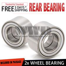 2x 511032 Rear Wheel Hub Bearing For 2000-2006 Lincoln LS Jaguar S-Type {Pair}