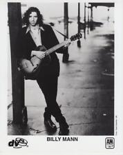 Billy Mann- Music Memorabilia Photo