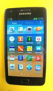 Samsung Galaxy S II GT-I9100 - 16GB - Black S2 (Unlocked) Smartphone