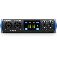 Presonus Studio 26c 2 Input Portable Ultra High Definition USB-C Audio Interface
