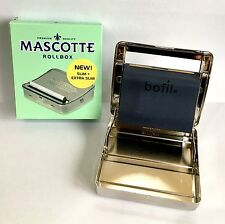 Mascotte Cigarette Rolling Machine Roll Box  SLIM + EXTRA SLIM