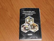 DEC Terminals and Communications Handbook 1981