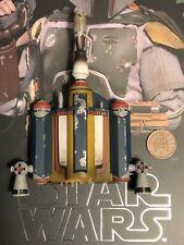 Hot juguetes STAR WARS ESB Boba Fett Deluxe MMS464 Jet Pack 1 Suelto Escala 1/6th