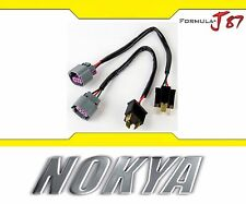 Nokya Conversion Wire Harness Nok9126 9003 HB2 H4 to 9008 H13 Head Light Plug OE