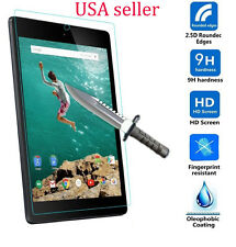 """New 9H Tempered Glass Screen Protector for HTC Google Nexus 9 8.9"""" USA"""