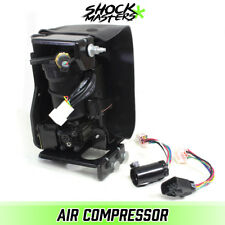 Autoride Suspension Air Compressor w/ Cage for 2003-2014 Cadillac Escalade ESV
