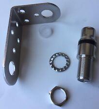 Sirio M-1 90 degrees stainless steel bracket for CB Antenna