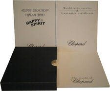 2c333ffe1 Chopard Happy Diamonds Happy Time Happy Spirit Instructions Booklet Manual  Guide