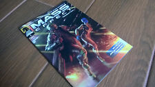 Mass Effect 2 Collector Edition Redemption # 1 Comic Buch, Xbox 360/One/X/PS3 II