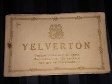 Yelverton 10 Views In Rich Sepia Postcards 1920s