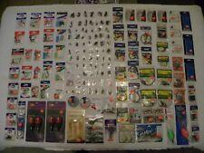 Huge Fishing Hook Lot Gamakatsu, Mustard, Eagle Claw, Berkley over 200 packages