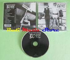 CD DIAFRAMMA Boxe 1999 italy  FEDERICO FIUMANI DIA 9904 LITFIBA(Xi1)no lp mc dvd
