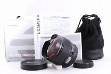 Olympus Zuiko Digital ED 8mm F3.5 Fisheye For 4/3 Lens #EB2111