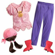 IZZY COSTUME Jake and the Never Land PirateS Girls 2T Brand New