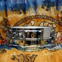 Ludwig 60's Pre Serial Super Ludwig 400 14 × 5 Brass COB