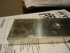 Marantz 4270 Quad Receiver Parting Out Chrome Metal Board Cover