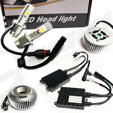 *H1 50W 1800LM CREE LED Headlight Head Lamp Single Beam Kit Flash Fog Dipped