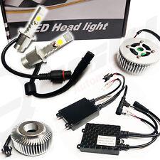 * H1 50W 1800LM CREE LED Proiettore Lampada Testa singola trave KIT Flash Nebbia ANABBAGLIANTE