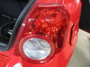 Passenger Right Tail Light Hatchback Fits 09-11 AVEO 310909