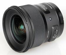 Sigma 24mm f/1.4 DG HSM Art Lens for Canon EF - 401-101
