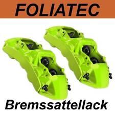 FOLIATEC BREMSSATTELLACK TOXIC GREEN  Bremssattel Lack Farbe 2177 Audi - SET NEU