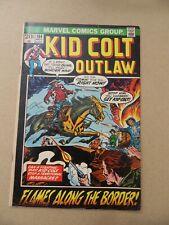 Kid Colt Outlaw 164  . Marvel 1972 . FN