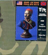 Verlinden 200mm 114th Pennsylvania Colli's Zouaves - Resin Bust Figure Kit #1433