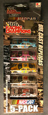 Racing Champions 5-Pack Die Cast Cars NASCAR #9 Cartoon Net-unopened-Free Ship