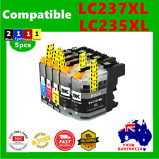5X Ink CartridgeS LC237XL LC-235XL LC-237XL For Brother MFC J4620DW DCP J4120D