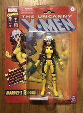 """Marvel Legends X-Men retro Marvel's Rogue action Figure 6"""" Avengers Vintage"""