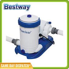 Bestway Flowclear Cartridge Filter Pump 2500 gal / 9463 L - 58391