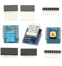DHT22  DHT11 AM2302 D1 Mini WeMos Temperature Humidity Sensor Button Shield