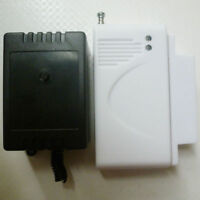 AC220V Security WIRELESS HOUSE OFFICE BURGLAR INTRUDER Door Sensor Relay