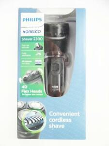 Norelco Shaver 2300 Rechargeable Cordless Electric Shaver PopUp Trimmer S1211/81