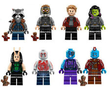 12 pcs Guardians of the Galaxy Mini Figures Building Blocks Toys Fit Lego