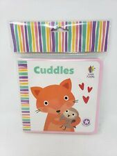 Vision St. Learn Playing Cuddles Soft Foam Book - New
