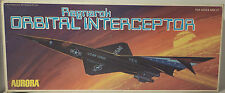 AVIATION : RAGNAROK ORBITAL INTERCEPTOR MODEL KIT MADE BY AURORA IJ 1975 (BY)