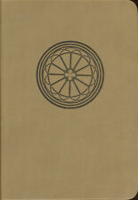 NKJV Compact Reference Bible, Large Print - Leathersoft,  Hazelnut