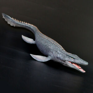 Jurassic Realistic Dinosaur Mosasaurus High Detail Figure Dino Toy Model 15""