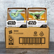 Star Wars The Mandalorian Baby Bounties Soup and Blanket Mini-Figures | IN STOCK
