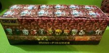 NEW Mattel Minecraft Netherrack Series 3 24 Mystery Boxes Mini Figures -Flawless