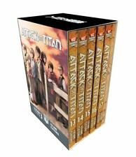 Hajime Isayama Attack On Titan Season 3 Collection Vol (13-17) Manga 5 Books Set