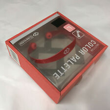 Colantotte Magtitan Color Palette Red Large Magnetic Therapy Bracelet