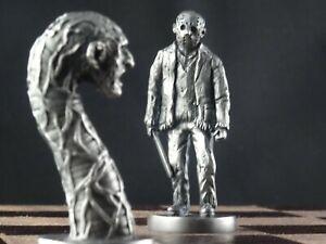 Set of two figures (Jason Voorhees and Freddy Krueger)