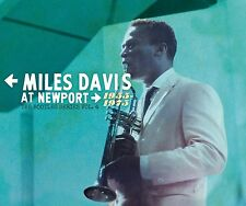 MILES DAVIS - MILES DAVIS AT NEWPORT: 1955-1975: THE BOOTLEG SER 4 CD NEW+