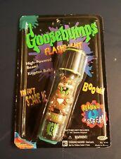 "Halloween GooseBumps ""CUDDLES"" Flashlight  Circa 1996 NEW"